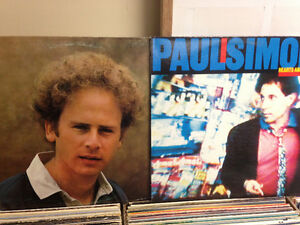 Paul Simon & Art Garfunkel RECORDS