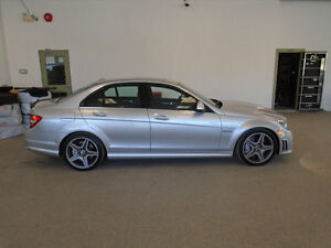 2009 MERCEDES C63 AMG SPEED SHIFT! 451HP! NAVI! ONLY $34,900!!!!