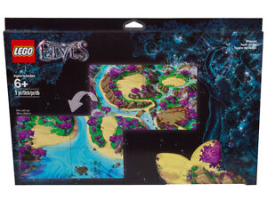 New Lego set 851341 Elves Playmat laminated play mat