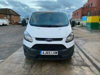 2016 Ford Transit Custom 2.2 TDCi 100ps Low Roof Van PANEL VAN Diesel Manual