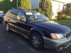 2003 Subaru Outback Familiale