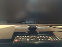 Samsung 22 inch TV and stand