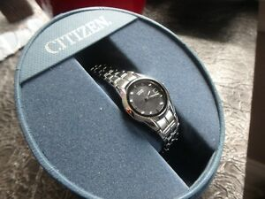 Woman's Citizen Eco-Drive Watch Model EW1410-50E