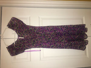 Women's Floral Dress - Size 3 (Worn Once)