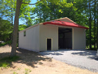 Steel Buildings at Low, Clearance Prices * SALE*