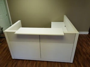 Need a Reception Desk? We are your source.