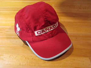 Sydney 2000 Olympics Roots red baseball cap hat