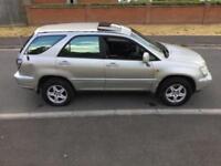 2002 LEXUS RX 300 3.0 SE 5dr Auto