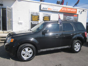 2011 Ford Escape XLT, 4WD