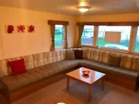 Spacious 3 Bedroom Static Caravan Holiday Home - Beach & Town Access