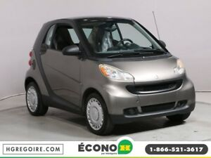 2009 Smart Fortwo Passion A/C GR ELECT