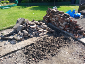 Free bricks hardcore