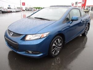 Honda Civic Cpe 2dr Auto EX 2013