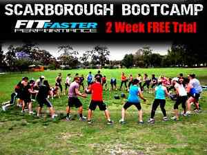 Fit Faster Bootcamps Scarborough Scarborough Stirling Area Preview