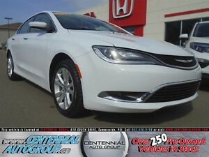 Chrysler 200 Limited FWD 2015