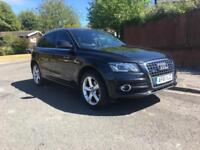 2011 Audi Q5 2.0TDI Quattro S Line px available FSH IDEAL FAMILY CAR
