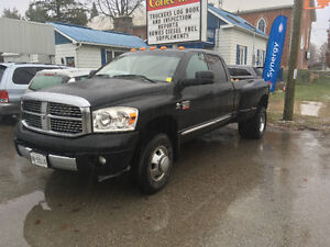 2008 Dodge 3500, loaded, 6-speed, clean