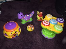 Various toys for sale