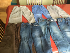Used boys 4t clothes