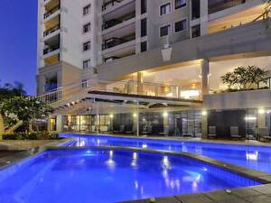 Room in Luxury Resort Apartments New Farm Brisbane North East Preview