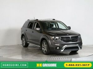 2016 Dodge Journey Crossroad AWD CUIR TOIT NAVIGATION MAGS 7PASS