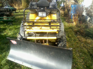 HONDA.FOREMAN.450.4X4+BLADE.$3000.cash.today.780.240-9380