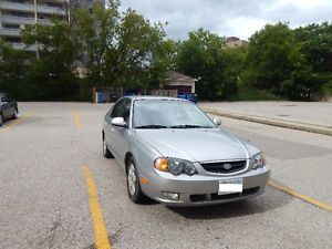 2002 Kia Spectra from BC, No rust, low km