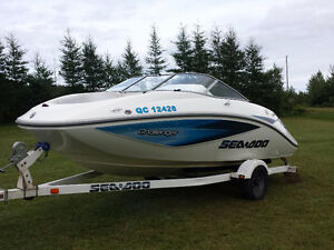 2006 SeaDoo Challenger 180 215hp sale or trade