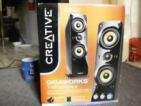 Gigaworks T40 series II Speakers