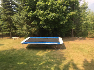 Trampoline from Play Factory