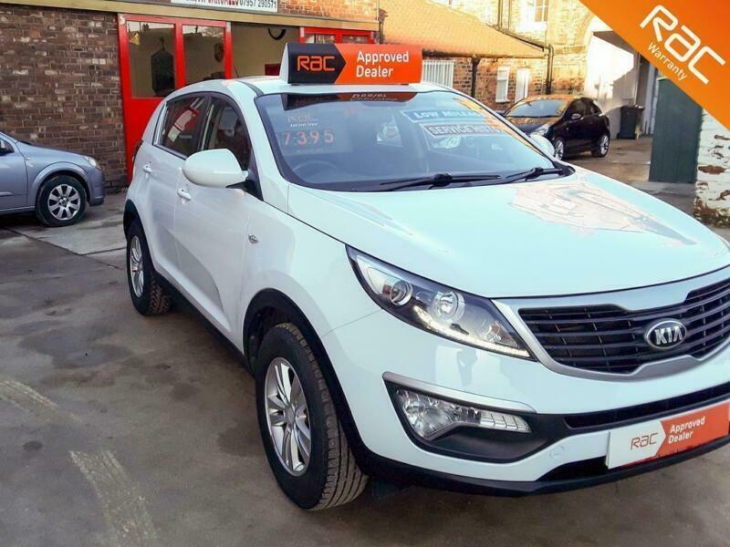 2013 Kia Sportage 1.6 GDi 1 5dr ESTATE Petrol Manual