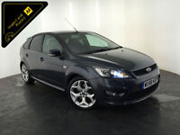 2008 58 FORD FOCUS ST-2 SERVICE HISTORY FINANCE PX WELCOME