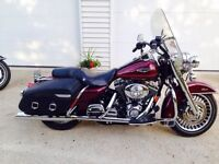 2002 Harley Road King Special