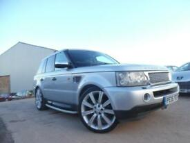 LAND ROVER RANGE ROVER SPORT HSE 2.7TD V6 AUTO 4X4