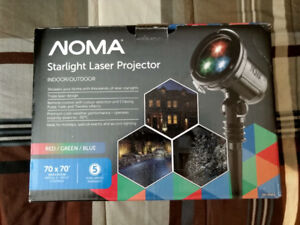 Noma Christmas Projector