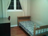One room sublet for short term (August only)