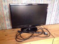 "LG Flatron W2243S 21.5"" Monitor"