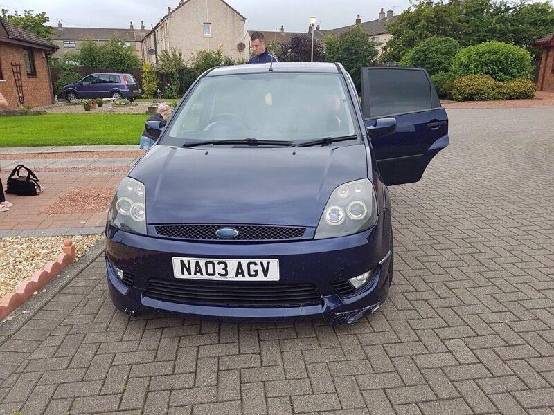 Ford Fiesta Mk6 Nice Mods Swap Sale In Prestwick South Ayrshire Gumtree