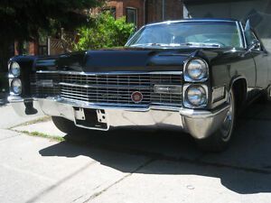 Classic Beauty- 1966 Cadillac Coup Deville