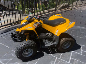 2011 Can Am DS 90 kids ATV