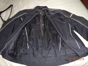 FXR Motorcycle jacket, men's XL Kitchener / Waterloo Kitchener Area image 4