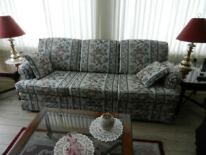 Reduced Price !!!! Couch and matching chair