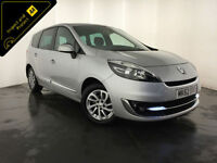 2012 62 RENAULT GRAND SCENIC DYNAMIQUE DCI 7 SEATER MPV SERVICE HISTORY FINANCE