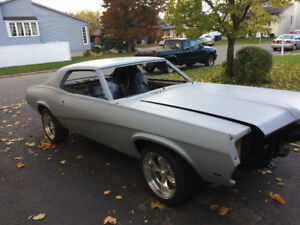 1969 Mercury Cougar Project