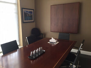 Rental - Office Boardroom/Meeting Room - Conveniently Located