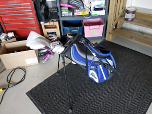 Women Right handed golf clubs