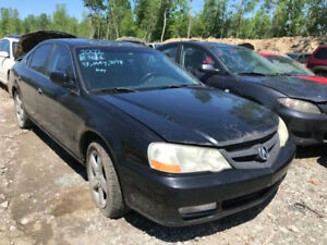 2002 Acura TL Type S   ** FOR PARTS ** INSIDE & OUTSIDE **