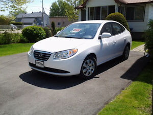 *** CHANCE EN OR *** 2009 Hyundai Elantra Berline