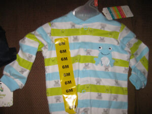 NEW: Baby's onesie made by Pekkle
