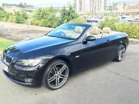 2008 BMW 3 SERIES 320I SE CONVERTIBLE PETROL